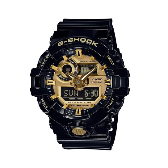 d294b09cb39 Relógio G-Shock GA-710GB - Compre Agora