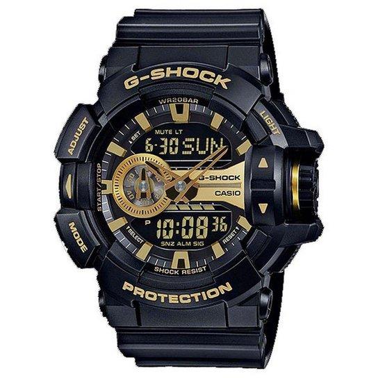 d017726f255 Relógio G-Shock GA-400GB - Compre Agora
