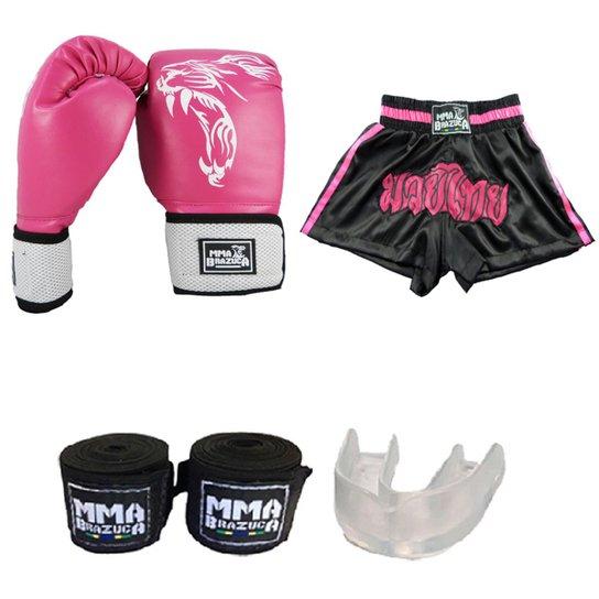 b173f6d5e Kit Muay Thai Brazuca - Compre Agora