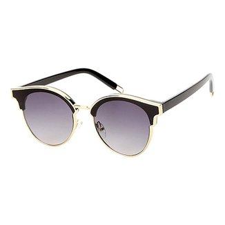 Óculos De Sol King One Redondo S8671 Feminino d78f42fc65