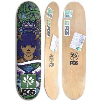 Shape de skate Progress - PGS Prince 7.5 + Lixa Grátis fb504f2fe37a1