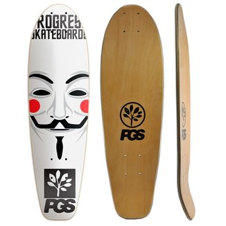 734d654abdc2c Shape De Skate Cruiser Penny Progress - Pgs - Anonimus