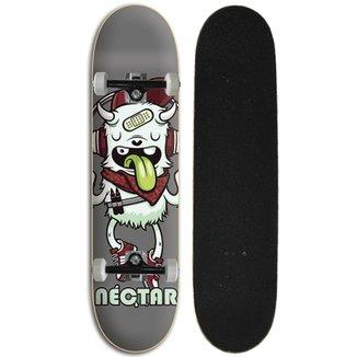Skate Completo Iniciante Nectar - Bandaid fb7ff704664