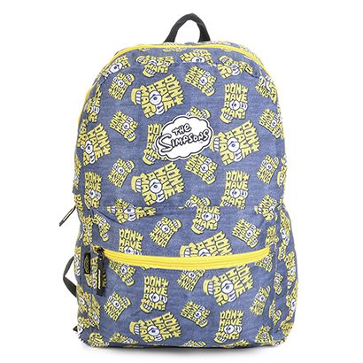 Mochila Pacific The Simpsons Masculina