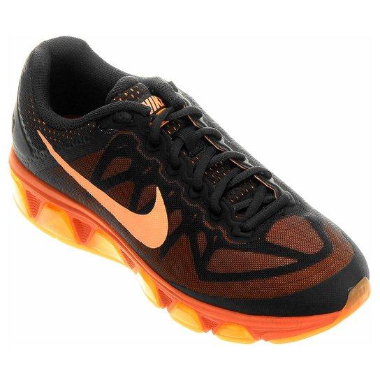 Tênis Nike Air Max Tailwind 7 - Chumbo+Laranja 1fe84335d1b83