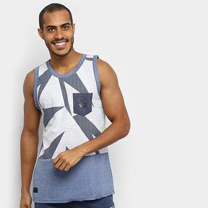 Camiseta Regata Ecko Estampada Especial Masculina