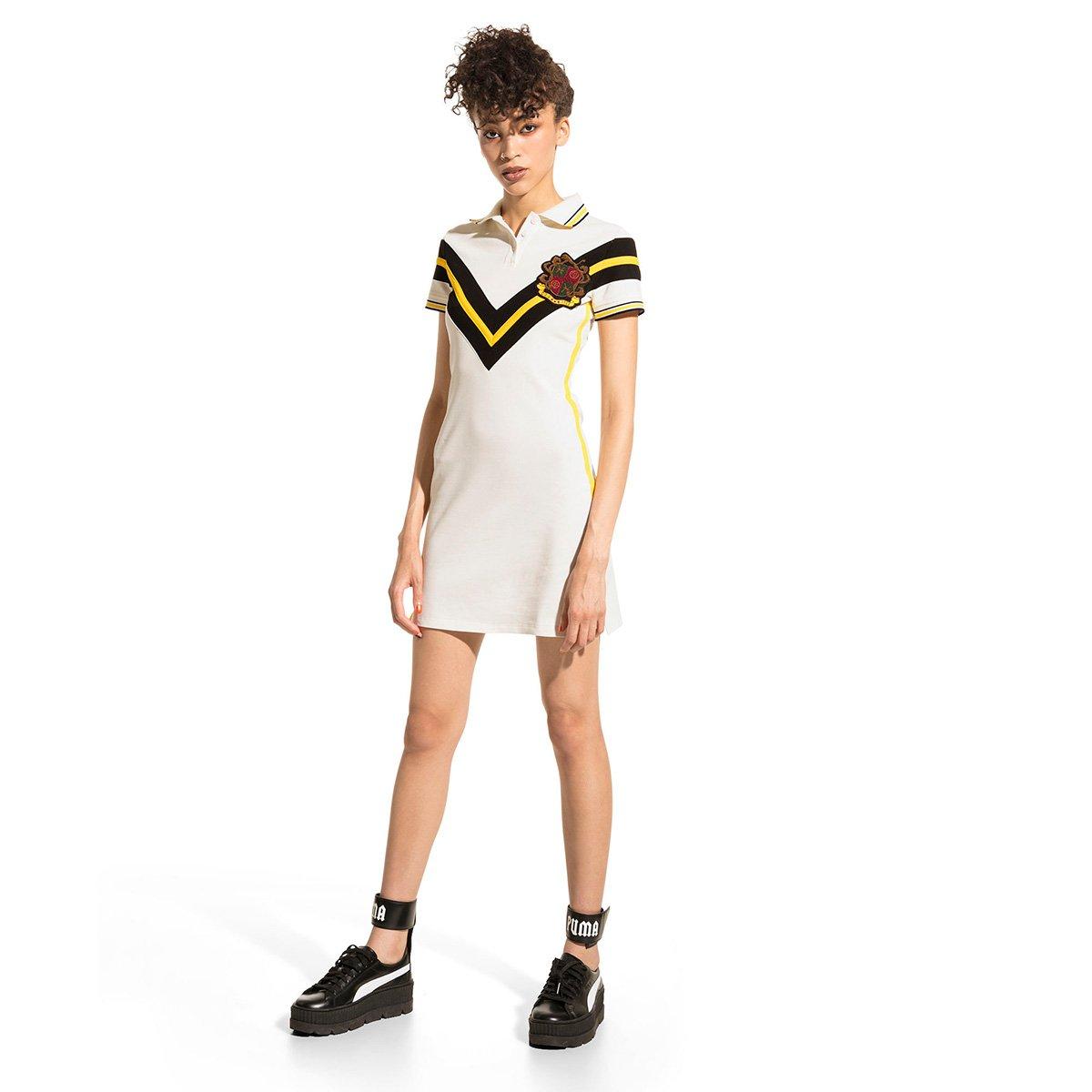 Vestido Puma Varsity Tennis Dress - Tam: G - 2
