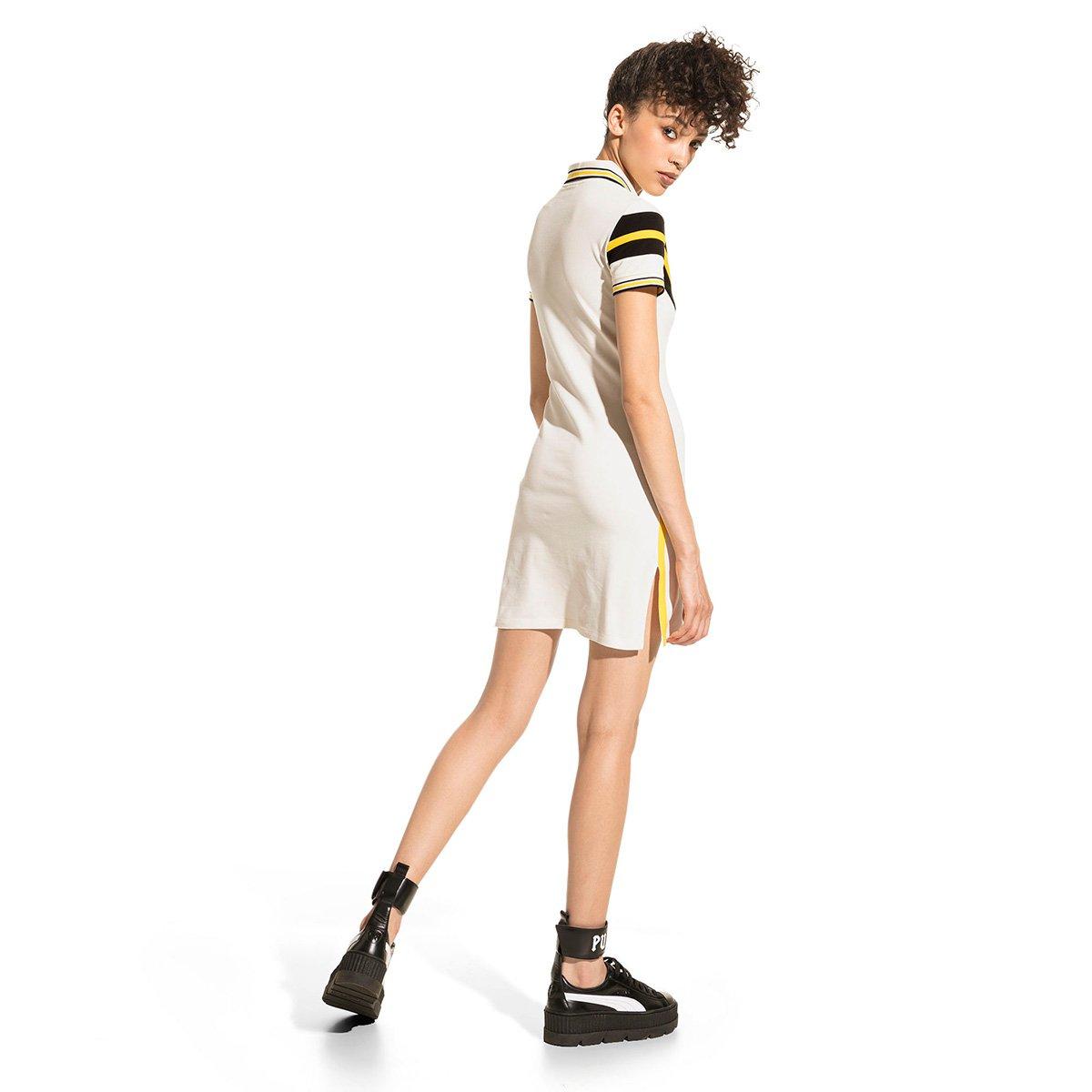 Vestido Puma Varsity Tennis Dress - Tam: G - 3