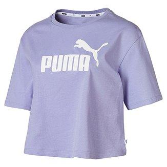 ccafafe6a77 Camisetas Puma Femininas - Melhores Preços