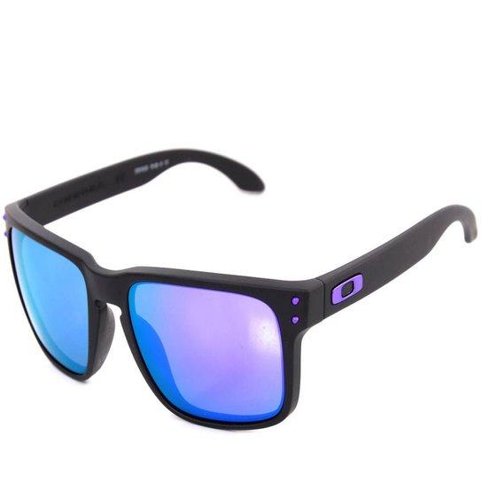 Óculos Oakley Holbrook - Lilás - Compre Agora   Netshoes 631d9264f1