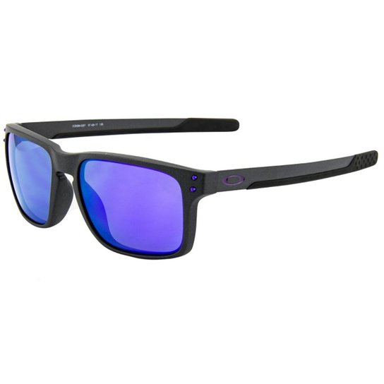 07ac87c99 Óculos Oakley Holbrook Mix - Lilás | Netshoes