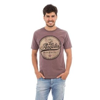 Camiseta AES 1975 Los Angeles Masculina 28133afb4d4