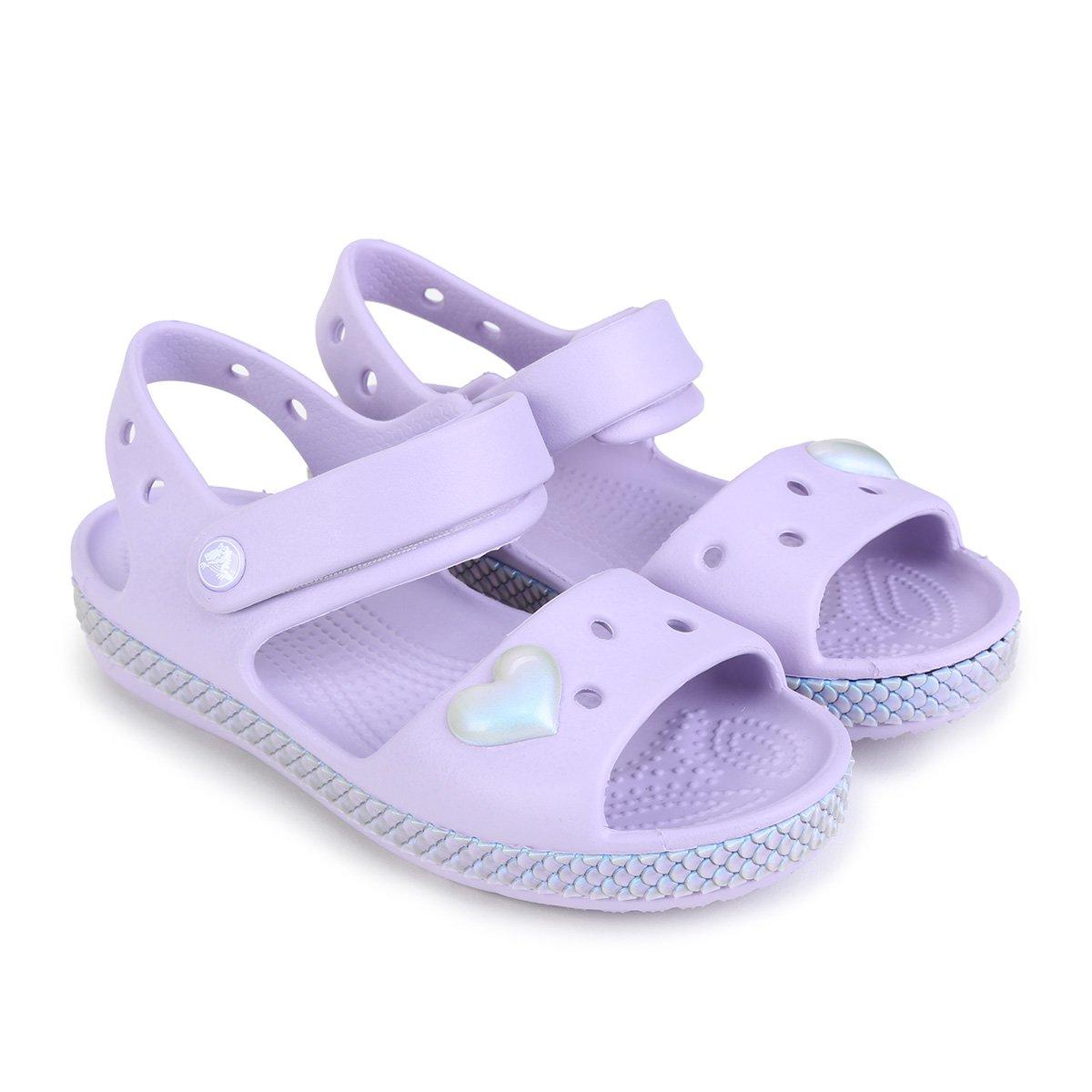 Sandália Crocs Infantil Crocband Imagination