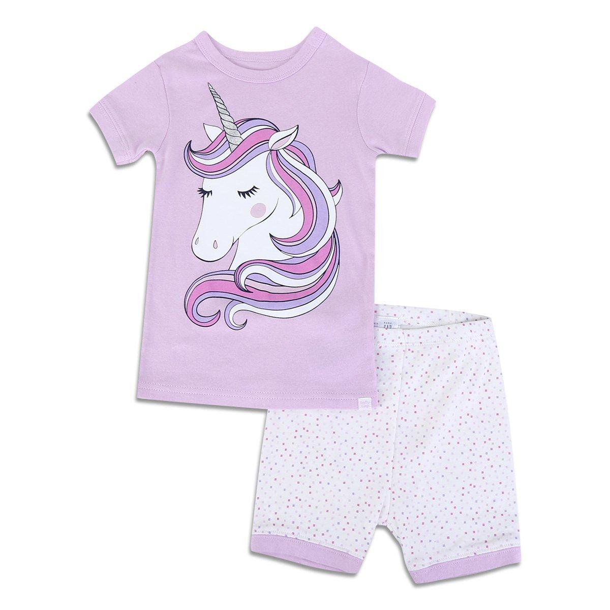 Conjunto Pijama Infantil GAP Unicórnio Feminino