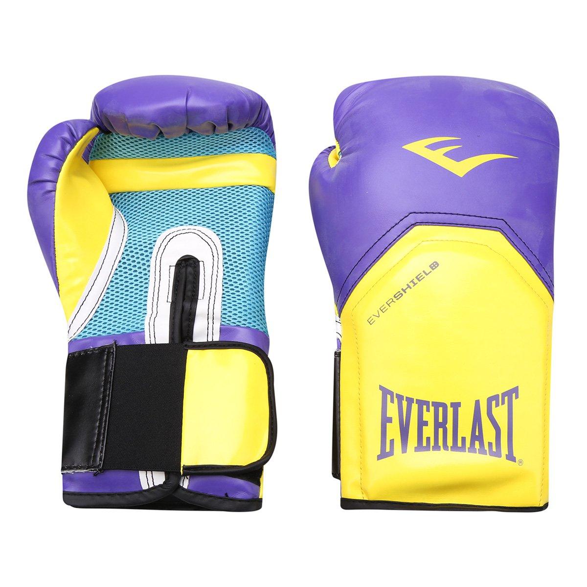 1ec48eb45 Luva Boxe Muay Thai Everlast Pro Style Elite 14 Oz