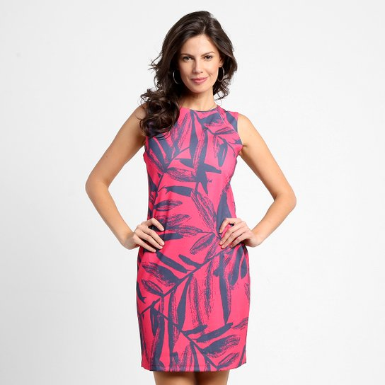 c58c9b950 Vestido Iódice Folhas - Compre Agora | Netshoes
