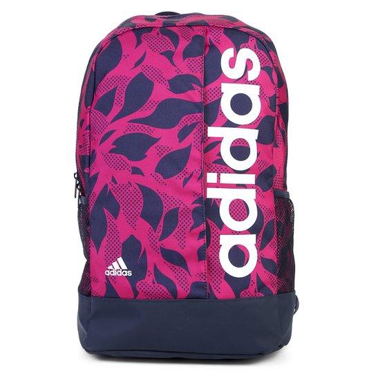 dd59f4f52f Mochila Adidas Linear Estampada Feminina - Compre Agora
