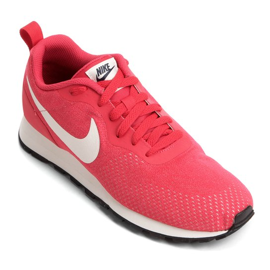 a9f97e5afb Tênis Nike Md Runner 2 Eng Mesh Feminino - Coral - Compre Agora ...