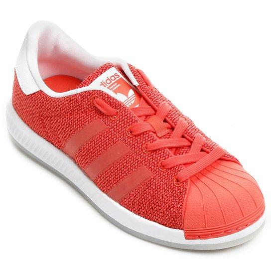 43aa8375d9f Tênis Adidas Superstar Bounce J Infantil - Compre Agora