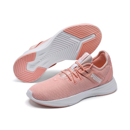 879c7ce13d2a9 Tênis Puma Radiate XT Wns Feminino - Coral | Netshoes