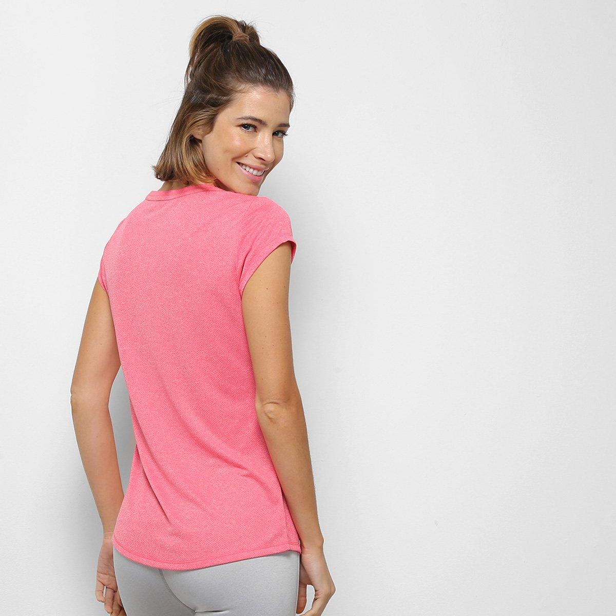 Camiseta Puma Active Heather Feminina - Tam: G - 1