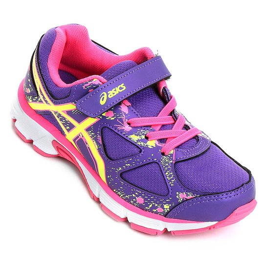 1ea579de9d5 Tênis Asics Gel-Light Play 3 A Ps Eletric Infantil - Compre Agora ...