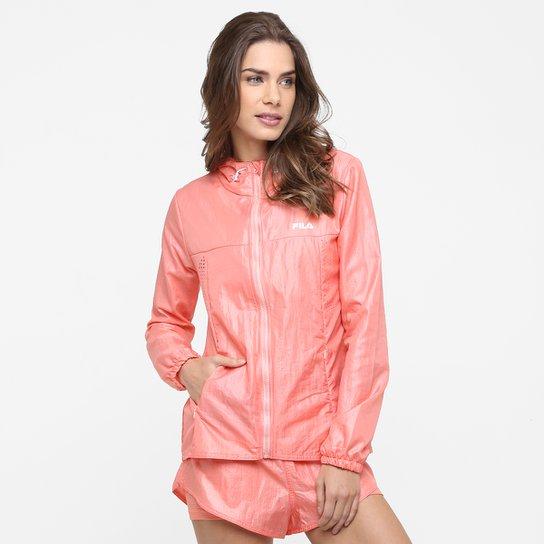 Jaqueta Fila Shine Light FXT Feminina - Compre Agora  59fac8659186e