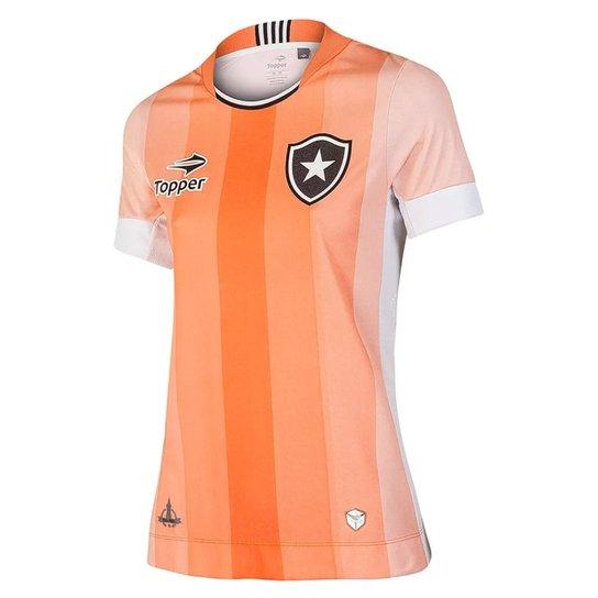 b56eb45aaa7f4 Camisa Topper Botafogo Esp.2016 Feminina - Compre Agora