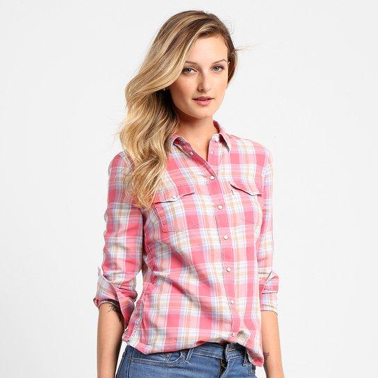 Camisa Levi´s Xadrez - Compre Agora  bd233622bb8