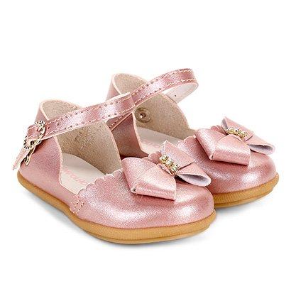 Sapato Infantil Pimpolho Fase Feminino