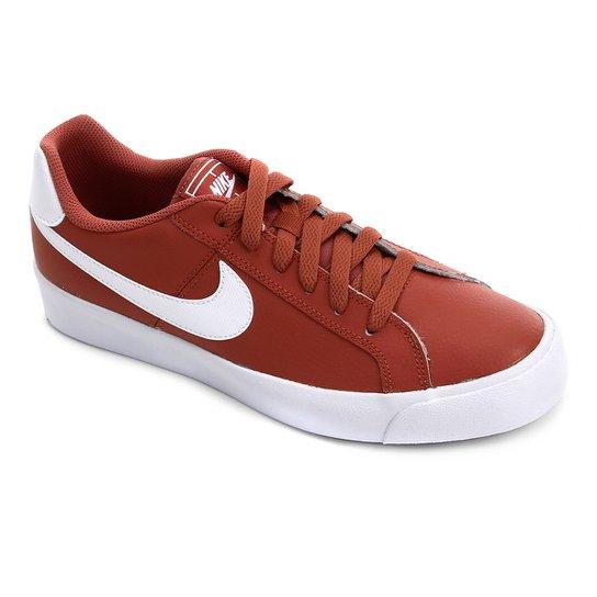 4ca11f4a41 Tênis Nike Court Royale Ac Masculino - Coral   Netshoes