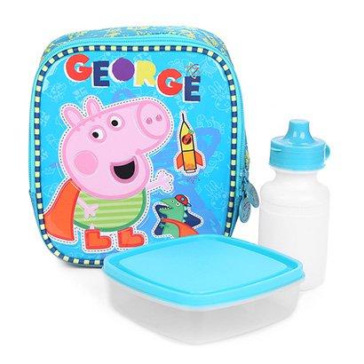 Lancheira Infantil Xeryus Estampa Peppa Pig