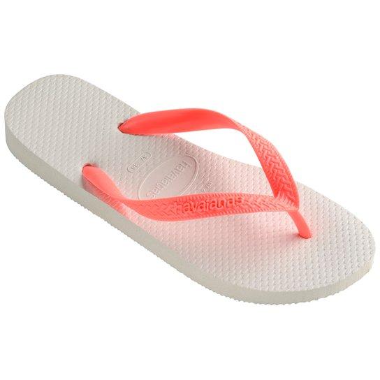 bd37e1404 Havaianas Color Mix - Branco e Vermelho - Compre Agora