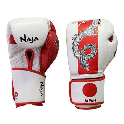 Luva de Boxe / Muay Thai Naja Japão 16 Oz