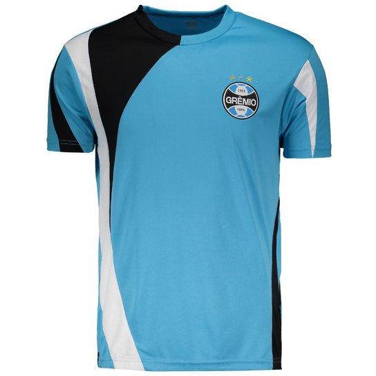 76ec09b829019 Camiseta Grêmio Jump Masculina - Azul Turquesa - Compre Agora