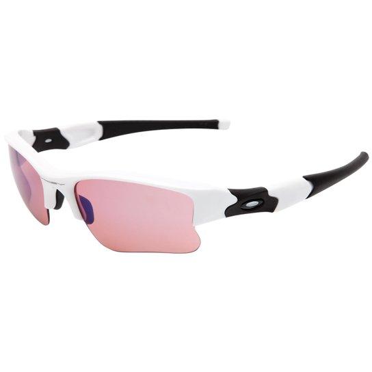 79e98e1bb2001 Óculos Oakley Flak Jacket XLJ - Iridium - Compre Agora   Netshoes