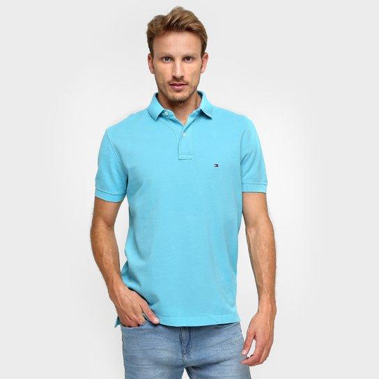Camisa Polo Tommy Hilfiger Piquet Regular Fit - Compre Agora   Netshoes dde192fee7