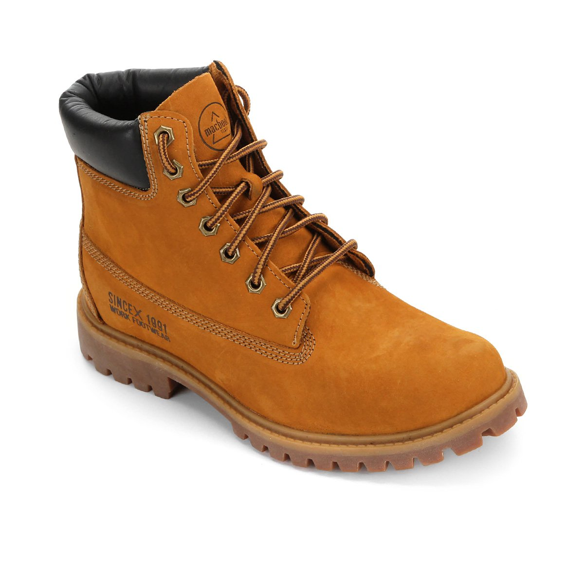 Bota Macboot Bronx 02 Masculina
