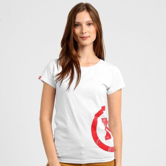 726d206b7 Camiseta Mackenzie - Branco+Vermelho