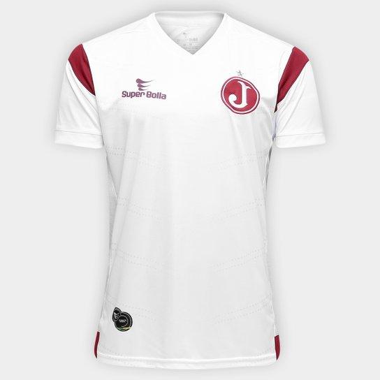 Camisa Juventus II 17 18 s nº Torcedor Super Bolla Masculina - Branco+ 33312401aaadd