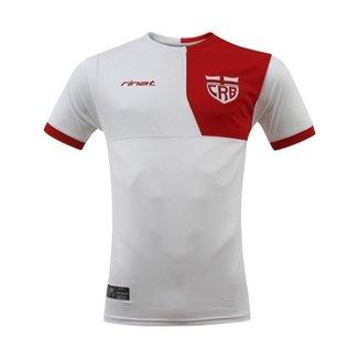 Camisa CRB AL Comissão Técnica 2016 Branca - Rinat aa7dd25e7557b