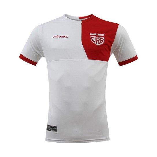 36f2f86d8e Camisa CRB AL Comissão Técnica 2016 Branca - Rinat - Compre Agora ...