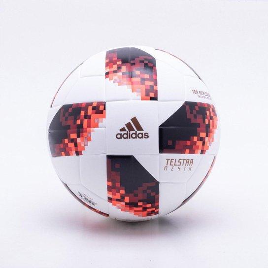 044e23d52 Bola de Futebol Campo Adidas Telstar 18 Top Replique Mata-Mata Copa do Mundo  FIFA