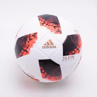 0e8928d0ee054 Bola de Futebol Campo Adidas Telstar 18 Top Glider Réplica Mata-Mata Copa do  Mundo