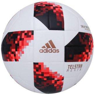 Bola de Futsal Adidas Telstar 18 Training Réplica Mata-Mata Copa do Mundo  FIFA 508c46dc78bb5