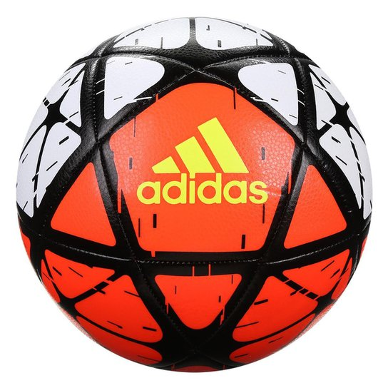 Bola de Futebol Campo Adidas Glider - Branco e Vermelho - Compre ... 17b7b70a70a96