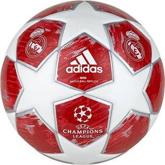 567ad76b92d91 Mini Bola de Futebol Real Madrid Adidas Finale 18