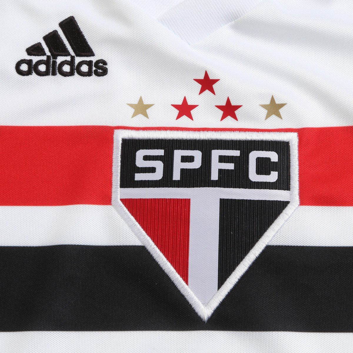 f425329ef2 Camisa São Paulo Infantil I 2018 s/n° Torcedor Adidas | Livelo -Sua Vida  com Mais Recompensas