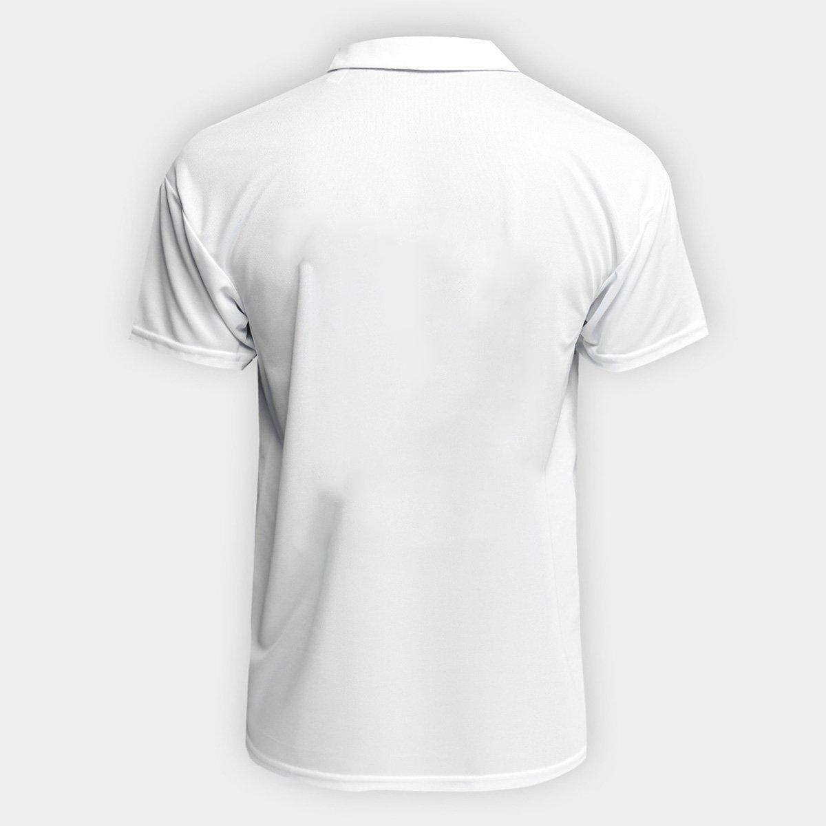 Camisa São Paulo I 2018 s/n° Torcedor Adidas Masculina - 1