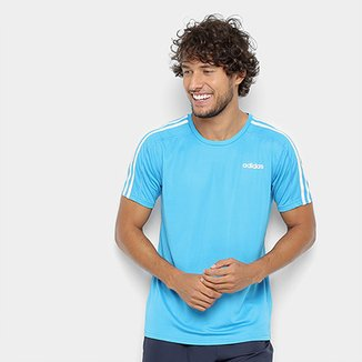 3a6733bba7 Camiseta Adidas 2 Move 3 Stripes Masculina